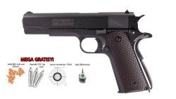 CyberGun Swiss Arms P1911 CO2 BB Pistol Blowback 4,46 mm cal .177