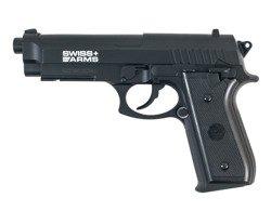 Cybergun Swiss Arms PT92 CO2 BB Pistol 4,46 mm cal .177