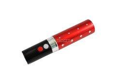 Lipstick-Flashlight stun gun 1105
