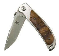 Nóż składany Wood Deer