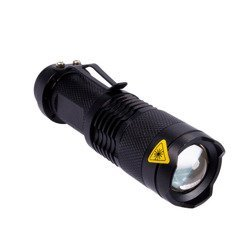 Latarka LED Cree ZOOM Q5 75W