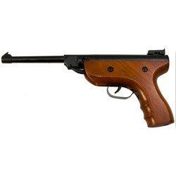 Pistolet jednostrzałowy Tytan S2 drewno 5,5 mm