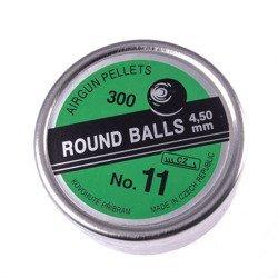 Śrut KOVOHUTE Round Balls 4,50 mm 300 szt.