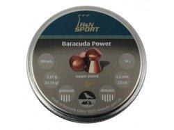 Śrut diabolo H&N Baracuda Power 5,5 mm 200 szt