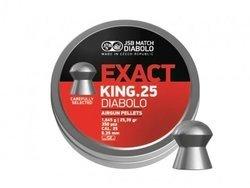 Śrut diabolo JSB Exact King 6,35/350