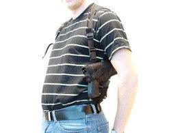 Kabura Crosman z cordury na pistolet