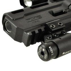 Rewolwer RAM Combat HDR+laser i latarka