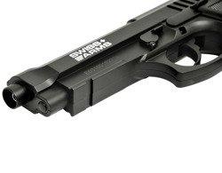 Wiatrówka pistolet Cybergun Swiss Arms PT92 4,46 mm
